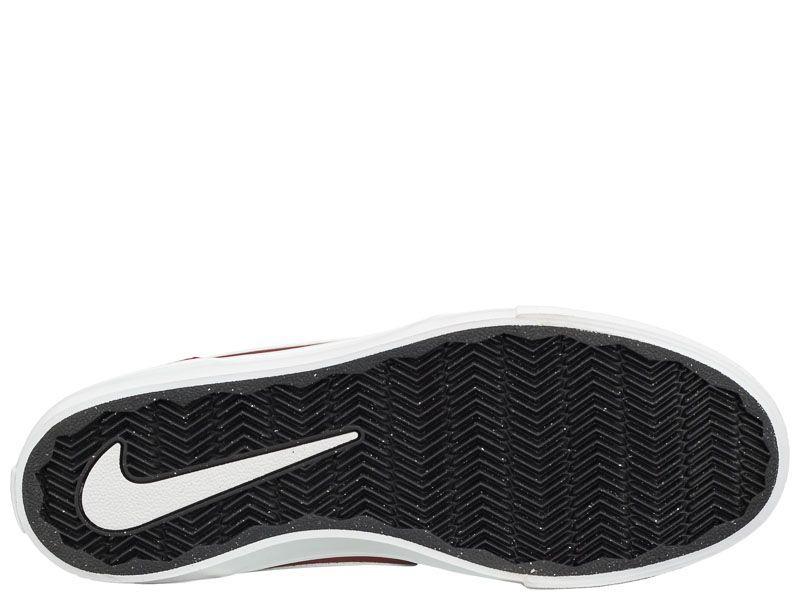 Кроссовки мужские NIKE SB PORTMORE II SS Burgundy 880266-610 брендовая обувь, 2017