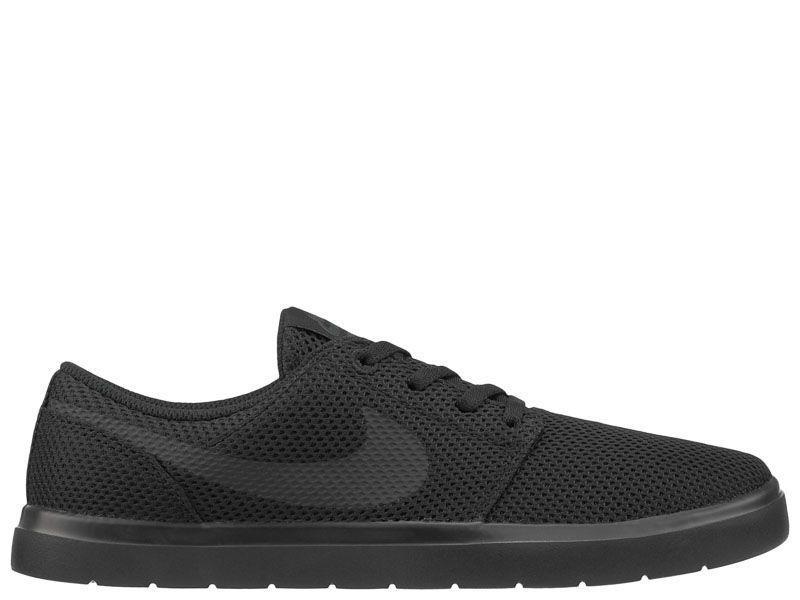 Кеды для мужчин Nike SB Portmore II Ultralight Black 880271-001 выбрать, 2017