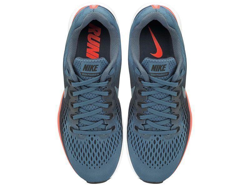 Кроссовки для мужчин NIKE AIR ZOOM PEGASUS 34 880555-403 размеры обуви, 2017