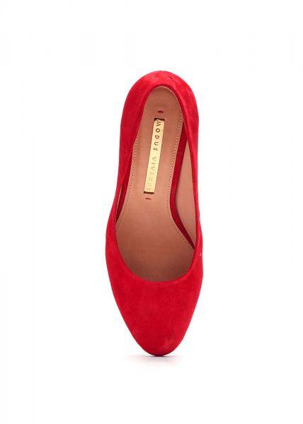 Туфли для женщин Modus Vivendi 891511 модная обувь, 2017
