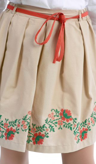Спідниця Едельвіка модель 893-18-00 — фото 2 - INTERTOP