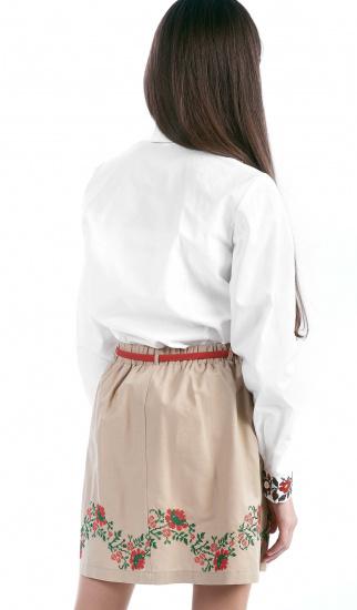 Спідниця Едельвіка модель 893-18-00 — фото 3 - INTERTOP