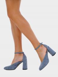 Туфлі  для жінок 894004 Замшевые голубые туфли Modus Vivendi 894004 , 2017
