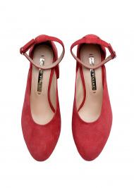 Туфлі  для жінок 894014 Открытые замшевые туфли Modus Vivendi 894014 фото, купити, 2017