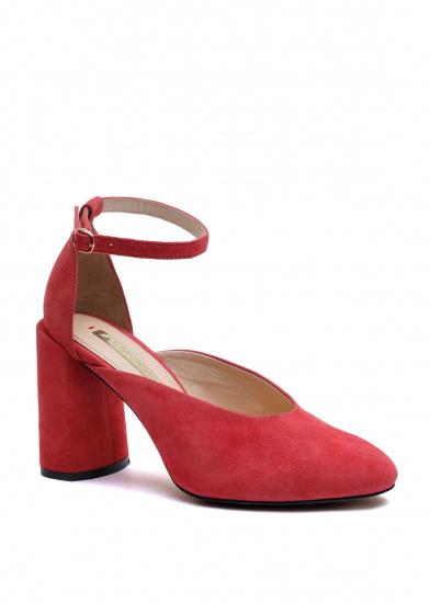 Туфлі  для жінок 894014 Открытые замшевые туфли Modus Vivendi 894014 замовити, 2017