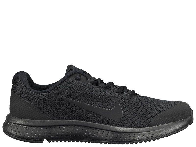 Кроссовки мужские NIKE RUNALLDAY Black 898464-002 модная обувь, 2017