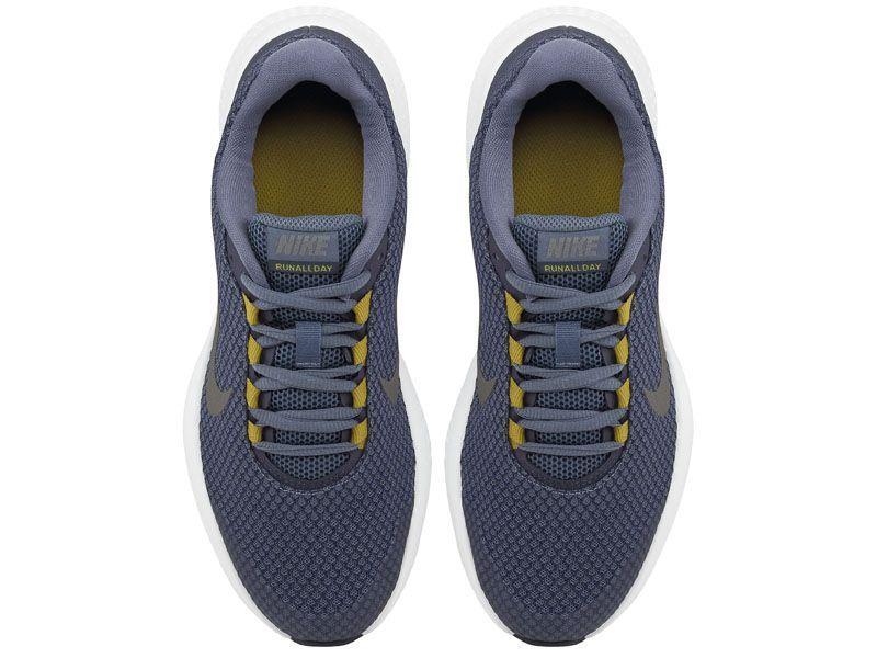 Кроссовки для мужчин Nike RunAllDay Running Shoe Blue AS 898464-017 выбрать, 2017