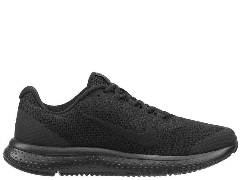 Кроссовки мужские Nike RunAllDay Running Shoe Black/Black 898464-020 купить в Украине, 2017