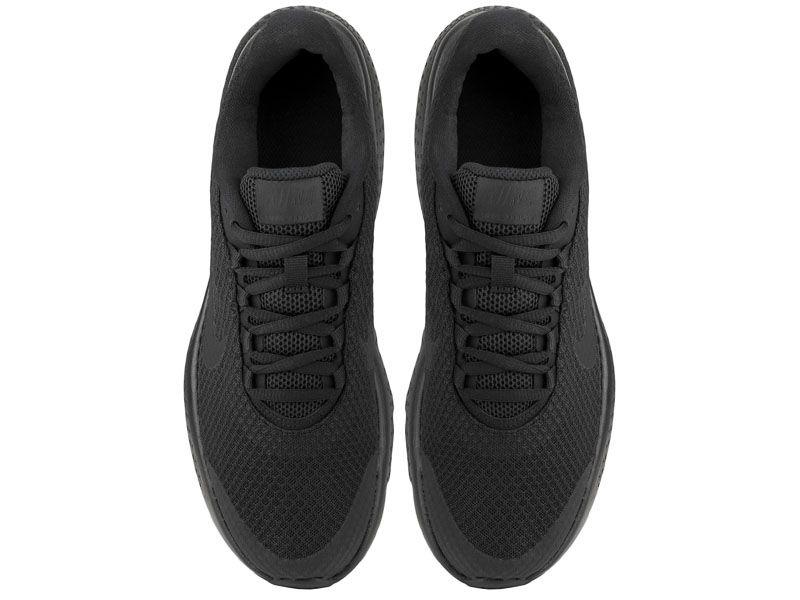 Кроссовки мужские Nike RunAllDay Running Shoe Black/Black 898464-020 смотреть, 2017