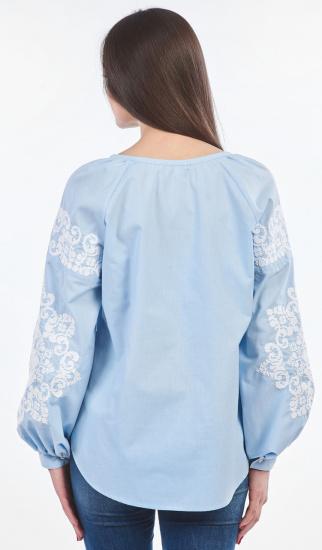 Сорочка з довгим рукавом Едельвіка модель 899-18-00 — фото 3 - INTERTOP