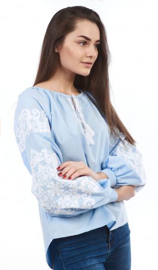 Сорочка з довгим рукавом Едельвіка модель 899-18-00 — фото - INTERTOP