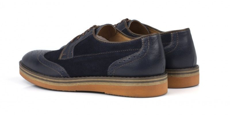 Полуботинки для мужчин Braska 8B10 модная обувь, 2017