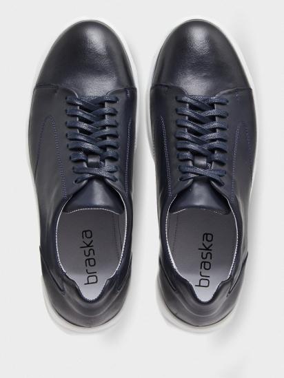 Кеды для мужчин Braska 224-4880/109 модная обувь, 2017