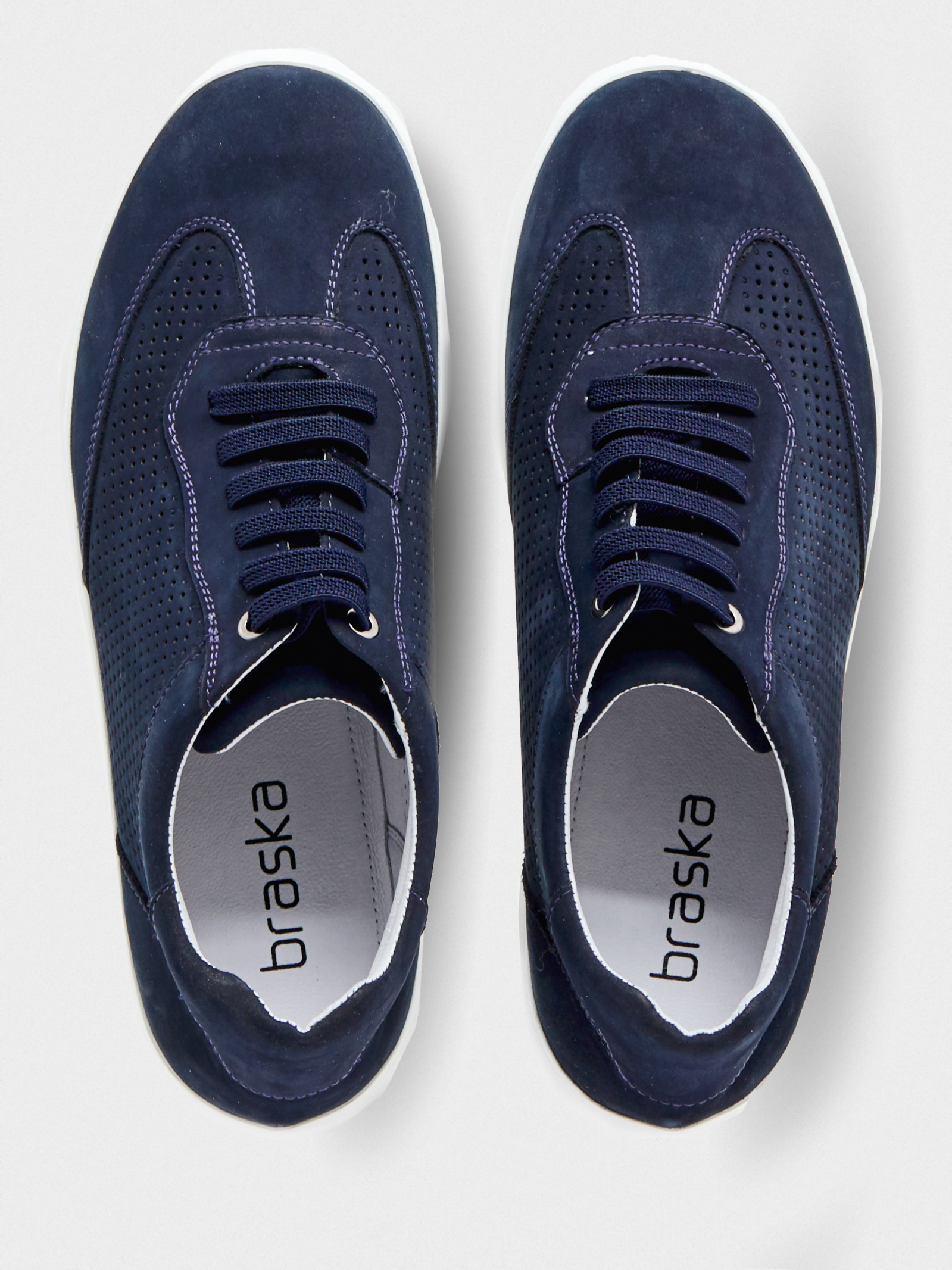 Кеды для мужчин Braska 224-0030/209 модная обувь, 2017