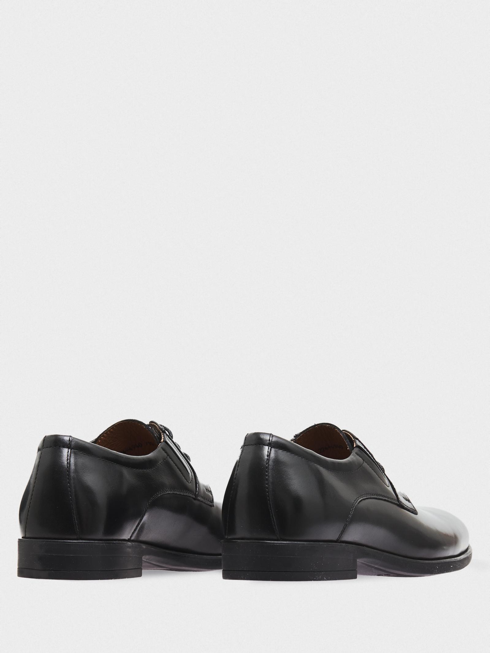 Туфли для мужчин Braska 224-4940/101 модная обувь, 2017