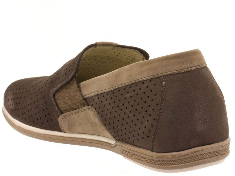 Полуботинки мужские Braska 8B23 размерная сетка обуви, 2017