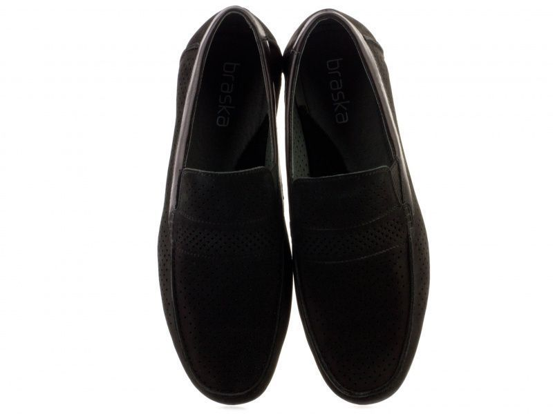 Мокасины мужские Braska 8B26 размеры обуви, 2017