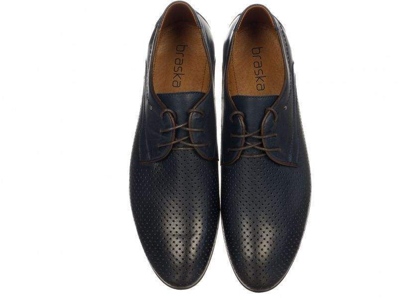 Туфли мужские Braska 8B27 цена обуви, 2017