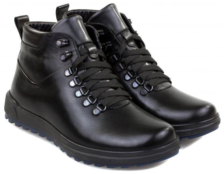 Купить Ботинки мужские Braska 8B51, Черный