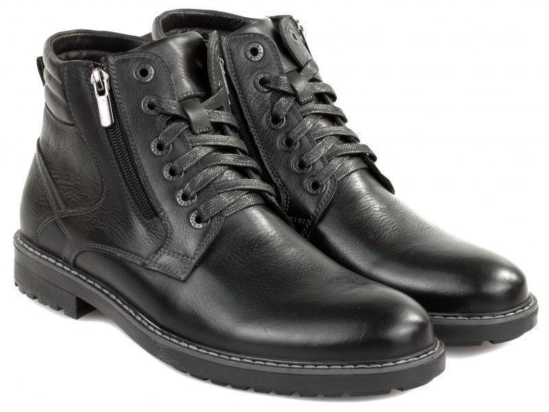 Купить Ботинки мужские Braska 8B52, Черный