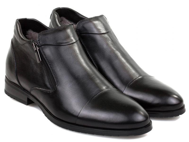 Купить Ботинки мужские Braska 8B53, Черный