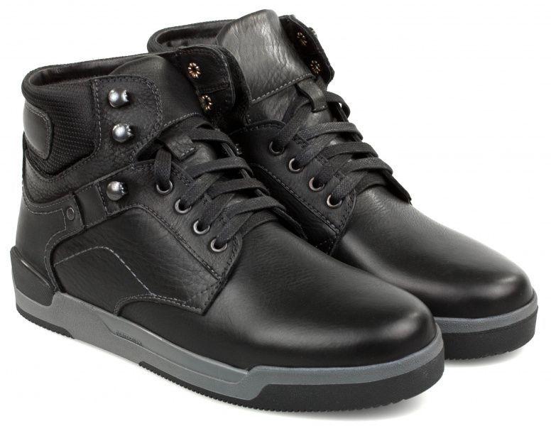 Купить Ботинки мужские Braska 8B54, Черный