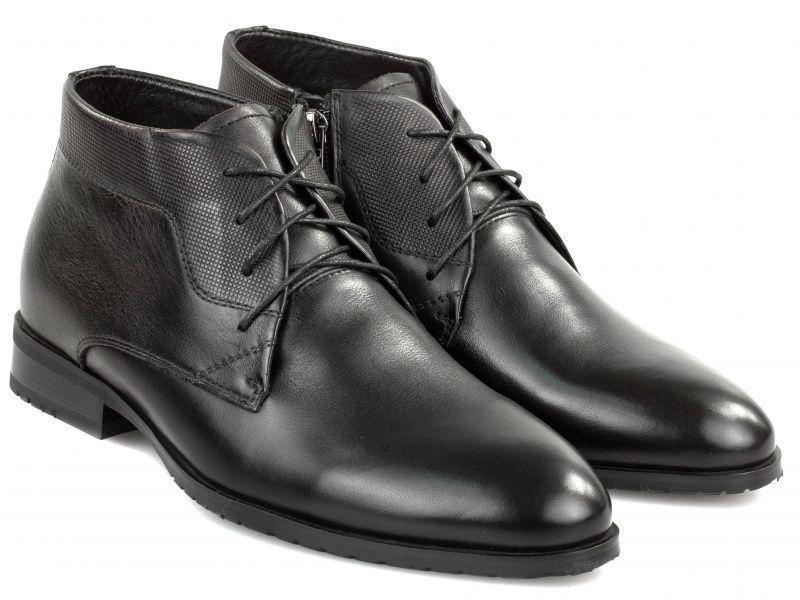Купить Ботинки мужские Braska 8B57, Черный