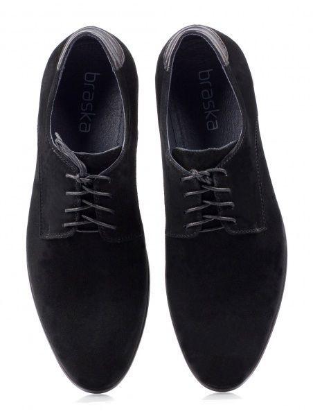 Полуботинки для мужчин Braska 8B6 модная обувь, 2017