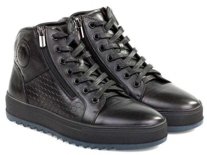 Купить Ботинки мужские Braska 8B60, Черный