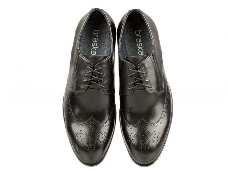 Туфли для мужчин Braska Sensor 8B77 брендовая обувь, 2017