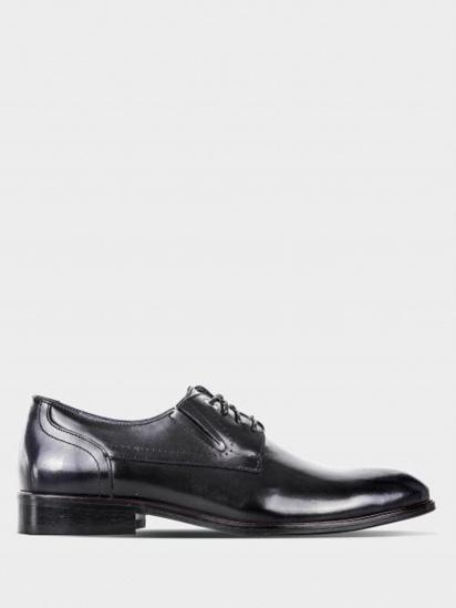 Туфли мужские Braska 924-4451/101 размерная сетка обуви, 2017