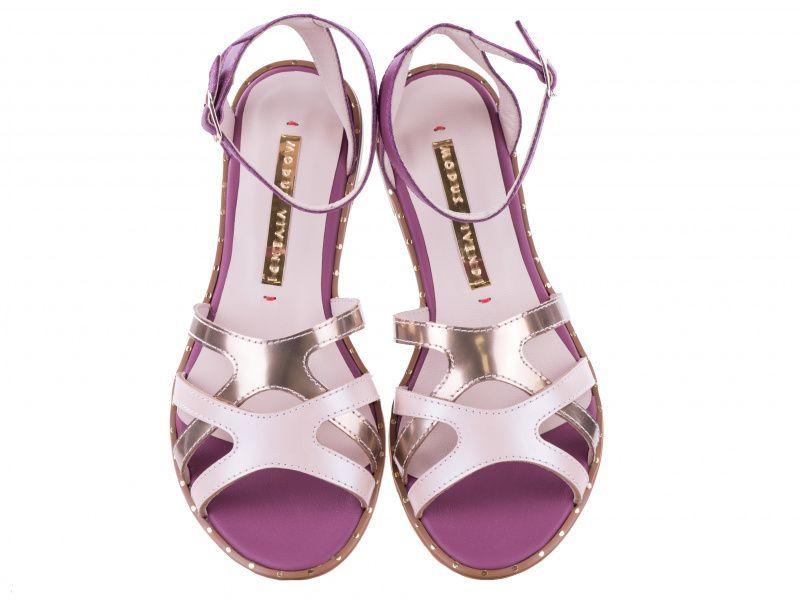 Сандалии женские Modus Vivendi 8E15 модная обувь, 2017