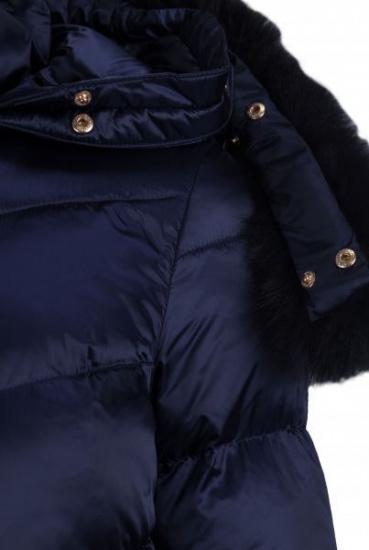 Куртка Madzerini модель CARMELLA dark blue — фото 4 - INTERTOP