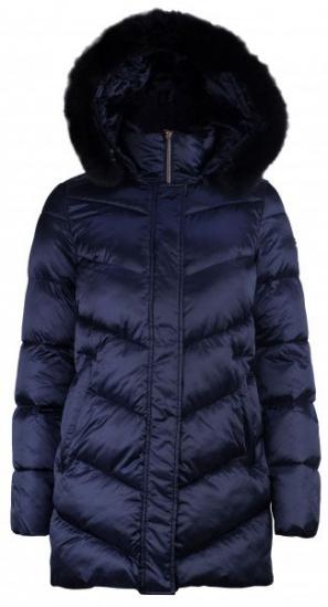 Куртка Madzerini модель CARMELLA dark blue — фото - INTERTOP