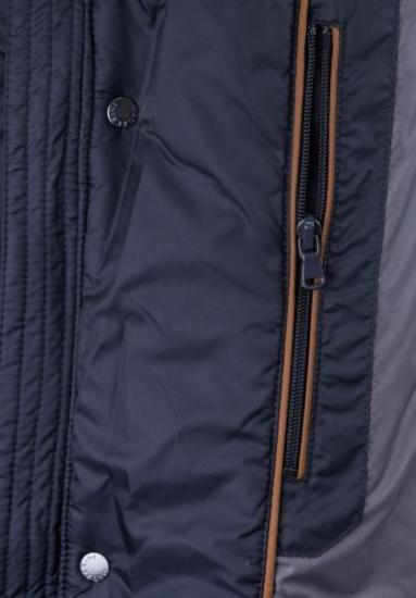 Куртка Madzerini модель GIANNI DARK BLUE — фото 4 - INTERTOP