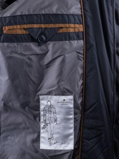 Куртка Madzerini модель GIANNI DARK BLUE — фото 5 - INTERTOP