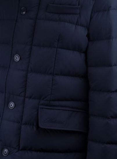 Куртка Madzerini модель SERGIO DARK BLUE — фото 3 - INTERTOP