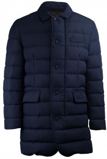 Куртка Madzerini модель SERGIO DARK BLUE — фото - INTERTOP