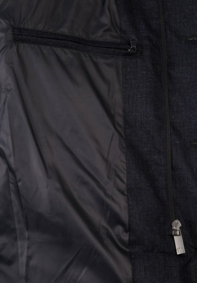 Куртка Madzerini модель CLOD navy — фото 4 - INTERTOP