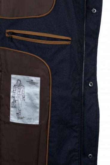 Куртка Madzerini модель BERNARDO dark blue — фото 4 - INTERTOP