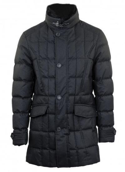 Куртка Madzerini модель BERNARDO dark blue — фото - INTERTOP