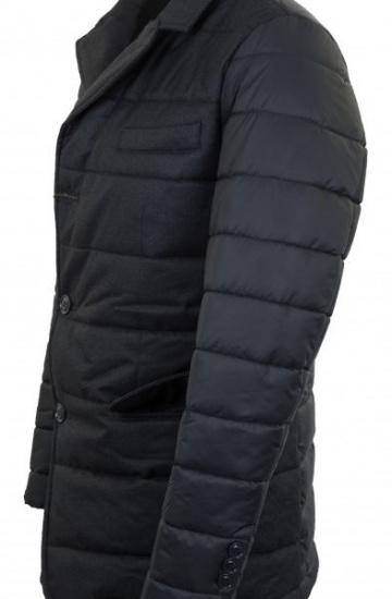 Куртка Madzerini модель RODION black — фото 3 - INTERTOP