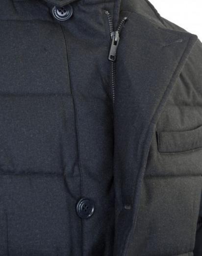 Куртка Madzerini модель RODION black — фото 4 - INTERTOP