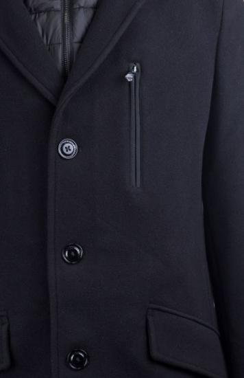 Куртка Madzerini модель RENZO BLACK — фото 4 - INTERTOP
