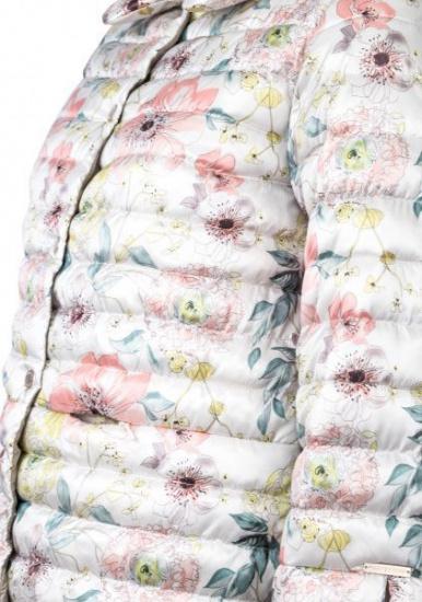 Куртка Madzerini модель JASMIN flower print — фото 3 - INTERTOP