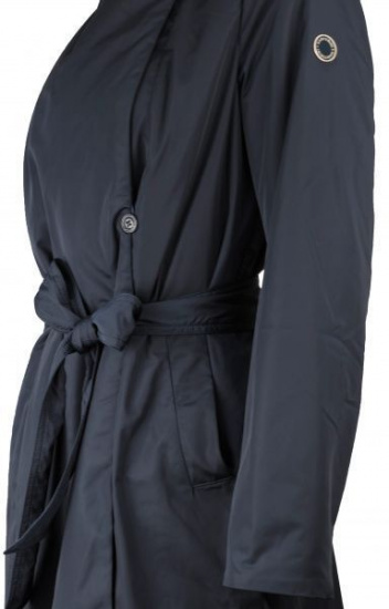 Пальта та плащі Madzerini модель PIERA navy — фото 3 - INTERTOP