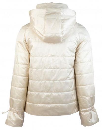 Куртка Madzerini модель OLANDA ecru — фото 2 - INTERTOP