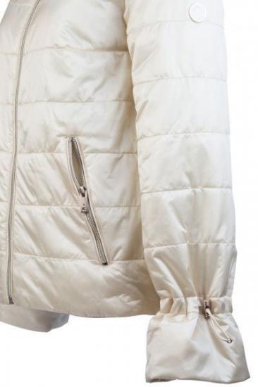 Куртка Madzerini модель OLANDA ecru — фото 3 - INTERTOP