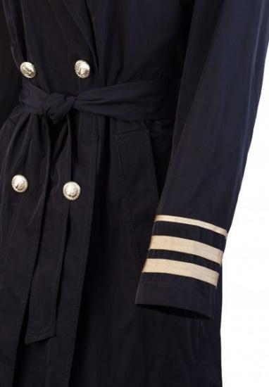 Пальта та плащі Madzerini модель VALESCA navy — фото 2 - INTERTOP