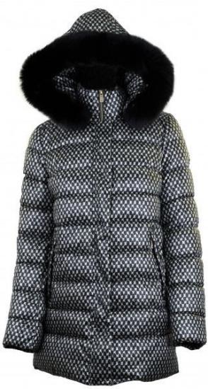 Куртка Madzerini модель DIANA black — фото - INTERTOP